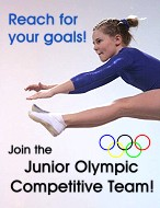 Join the Junior Olympic Competitive Team